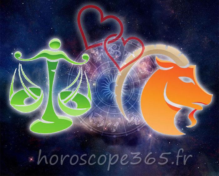Capricorne Balance horoscope