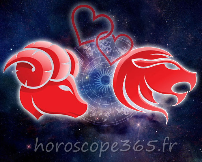 Lion Bélier horoscope