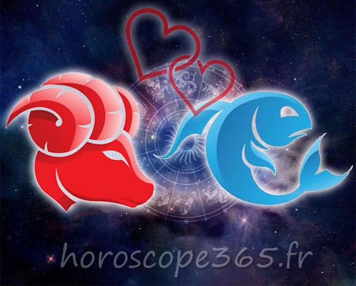 Poisson Bélier horoscope