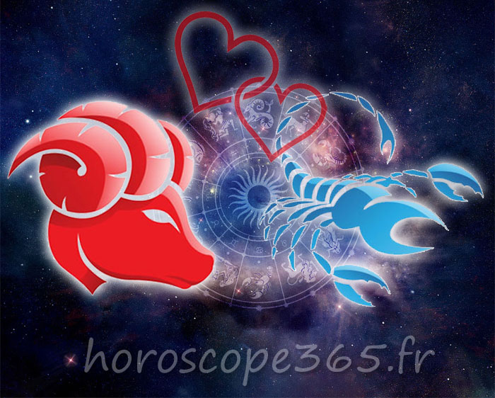 Scorpion Bélier horoscope
