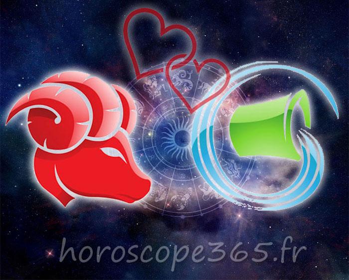 Verseau Bélier horoscope
