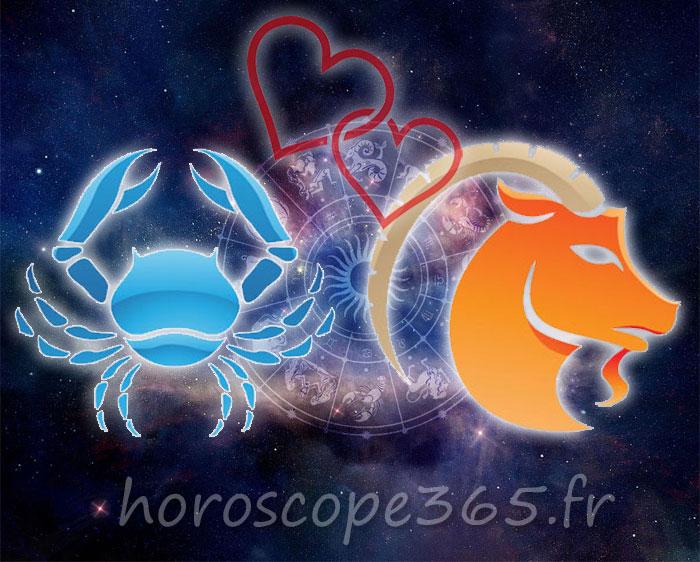 Capricorne Cancer horoscope