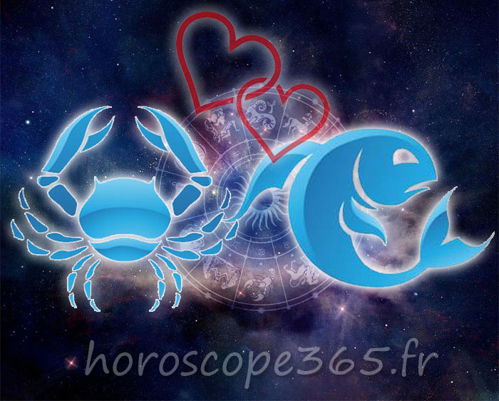 Poissons Cancer horoscope
