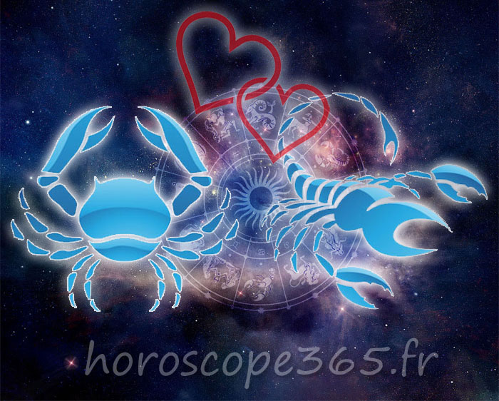 Scorpion Cancer horoscope