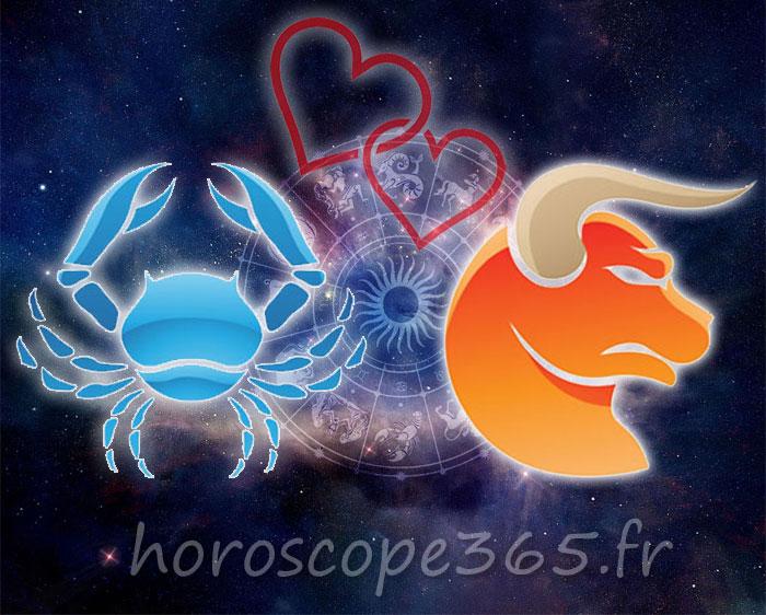 Taureau Cancer horoscope