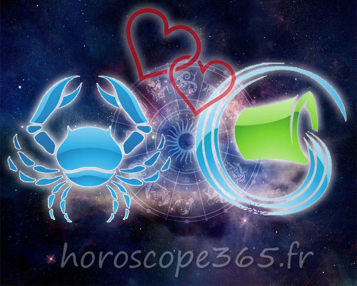 Verseau Cancer horoscope