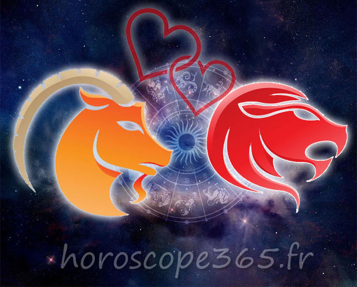 Lion Capricorne horoscope