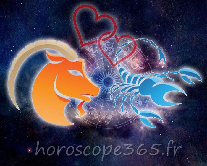 Scorpion Capricorne horoscope