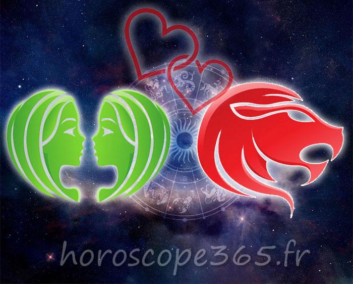 Lion Gémeaux horoscope