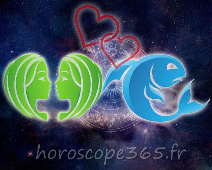 Poissons Gémeaux horoscope