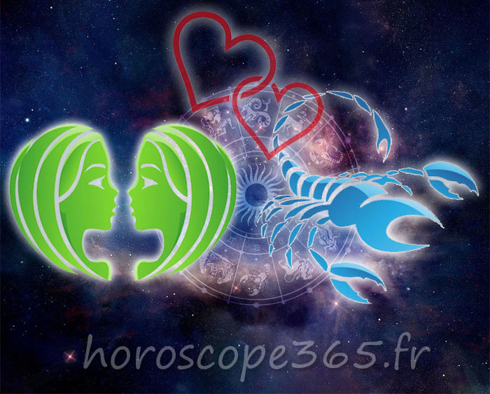 Scorpion Gémeaux horoscope