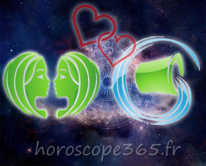 Verseau Gémeaux horoscope