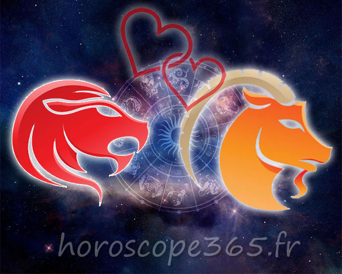 Capricorne Lion horoscope
