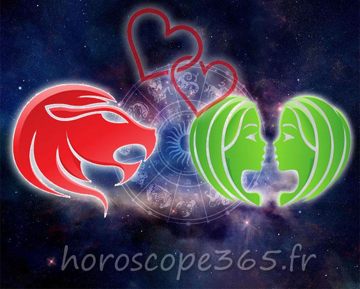 Gémeaux Lion horoscope