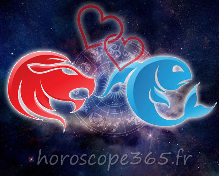 Poissons Lion horoscope