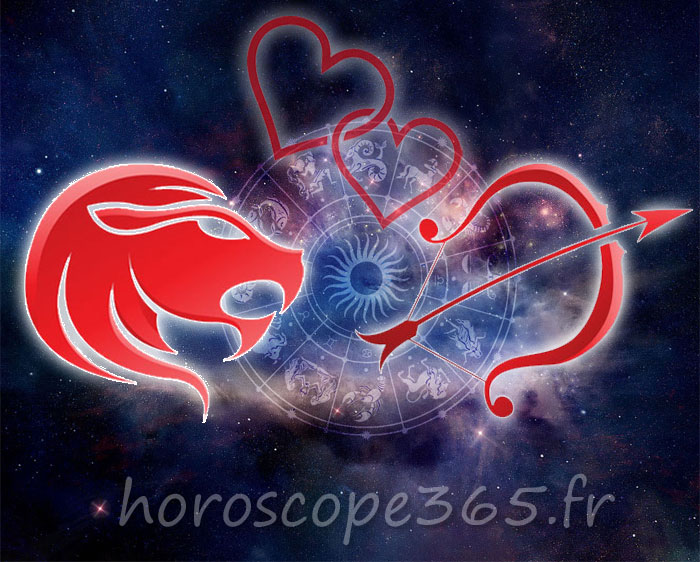 Sagittaire Lion horoscope