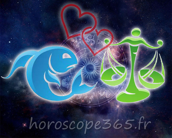 Balance Poissons horoscope
