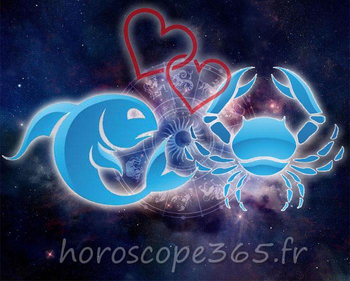 Cancer Poissons horoscope