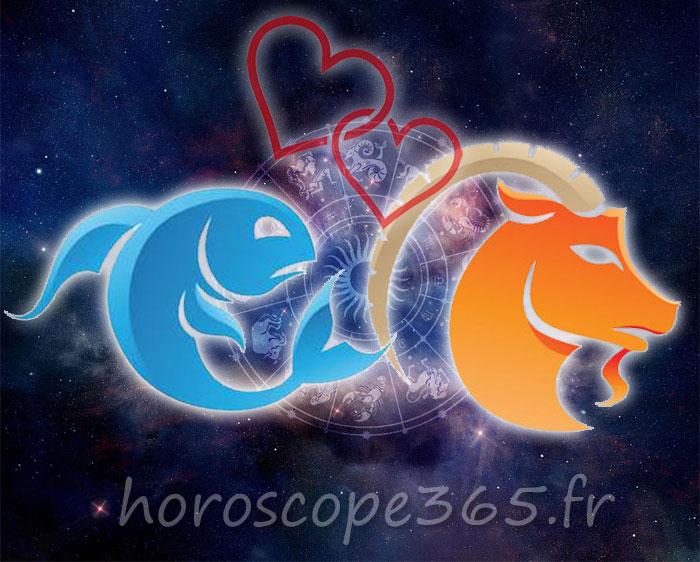 Capricorne Poissons horoscope