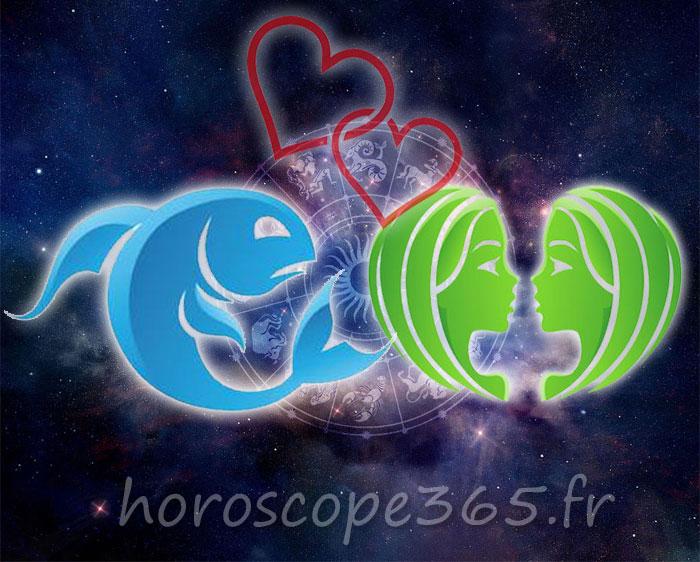 Gémeaux Poissons horoscope