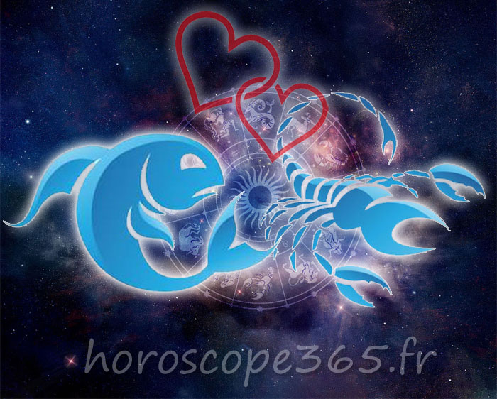 Scorpion Poissons horoscope