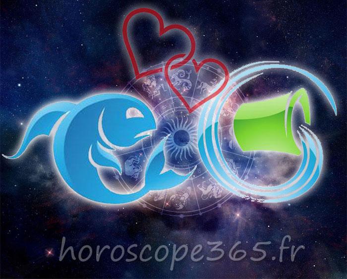 Verseau Poissons horoscope