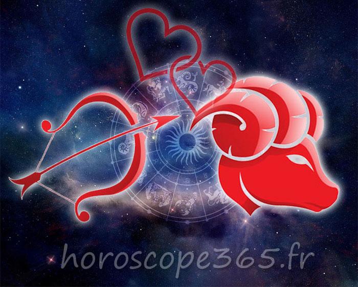 Bélier Sagittaire horoscope