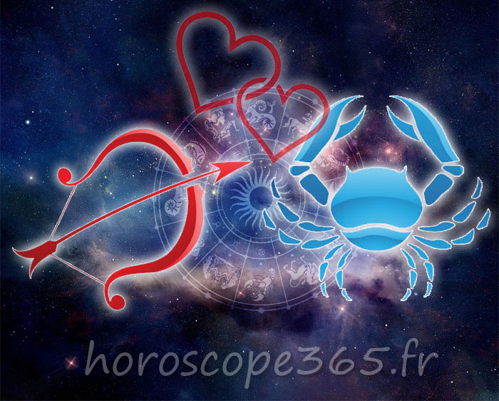 Cancer Sagittaire horoscope