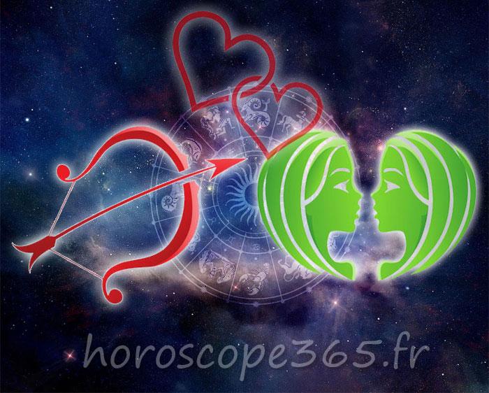 Gémeaux Sagittaire horoscope
