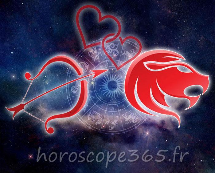 Lion Sagittaire horoscope