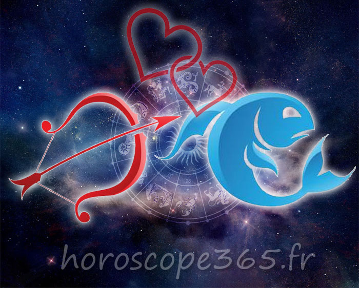 Poissons Sagittaire horoscope