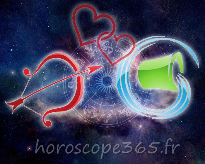 Verseau Sagittaire horoscope