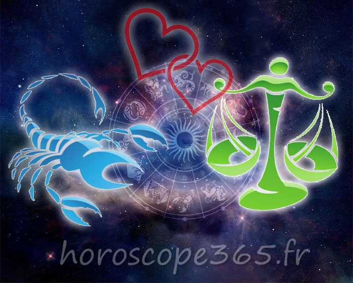 Balance Scorpion horoscope