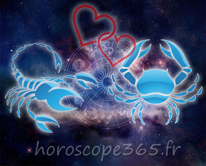 Cancer Scorpion horoscope
