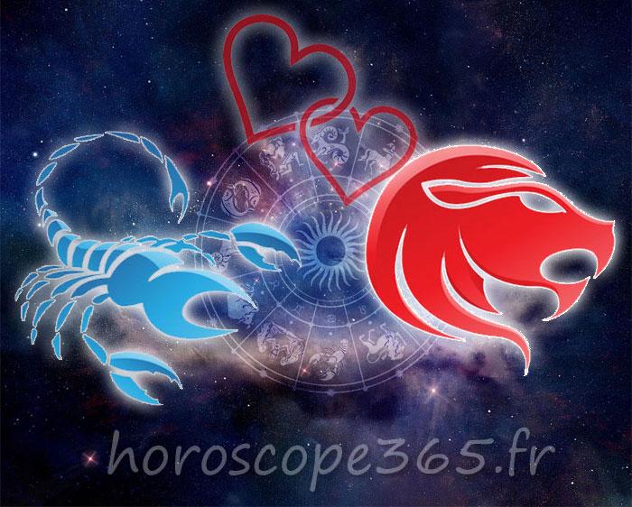 Lion Scorpion horoscope
