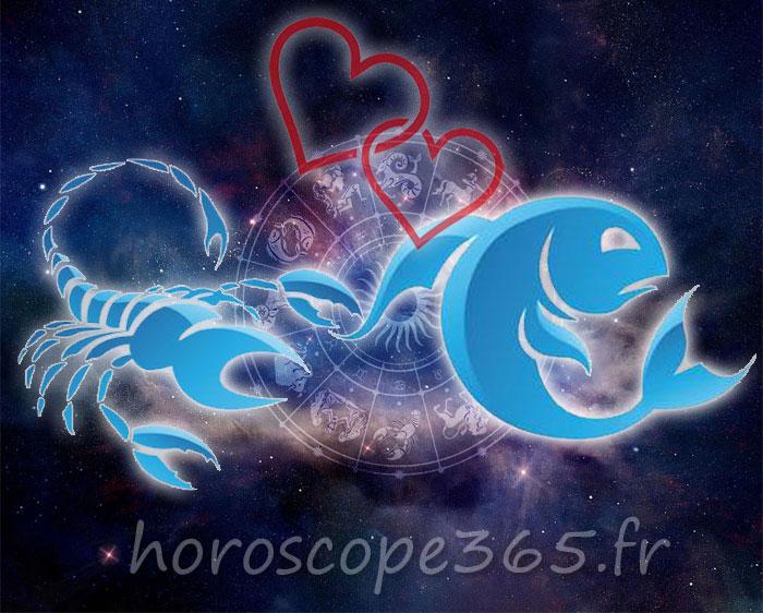 Poissons Scorpion horoscope