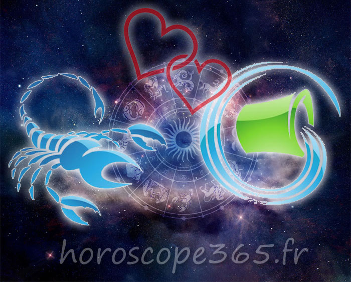 Verseau Scorpion horoscope