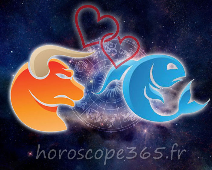 Poissons Taureau horoscope