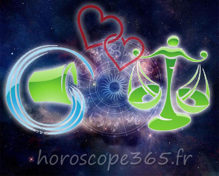 Balance Verseau horoscope