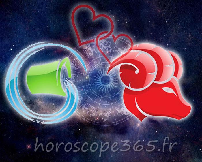 Bélier Verseau horoscope