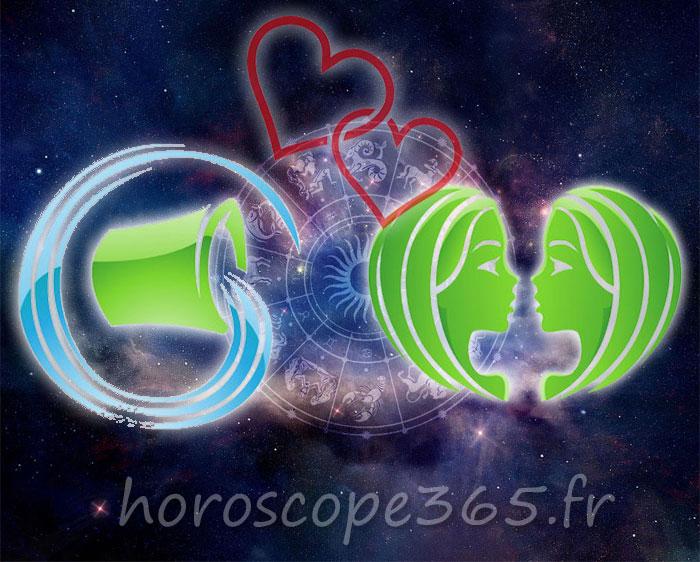 Gémeaux Verseau horoscope