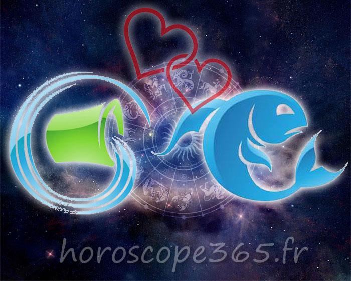 Poissons Verseau horoscope