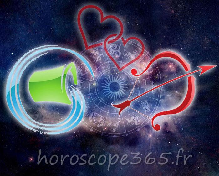 Sagittaire Verseau horoscope