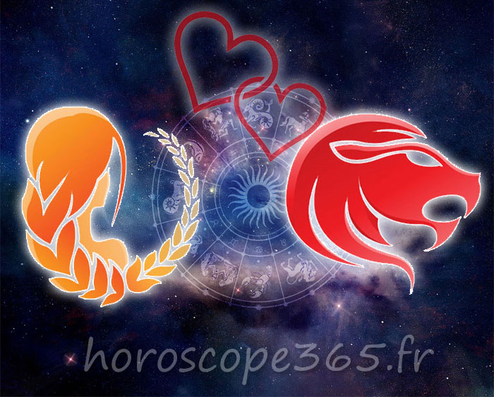 Lion Vierge horoscope