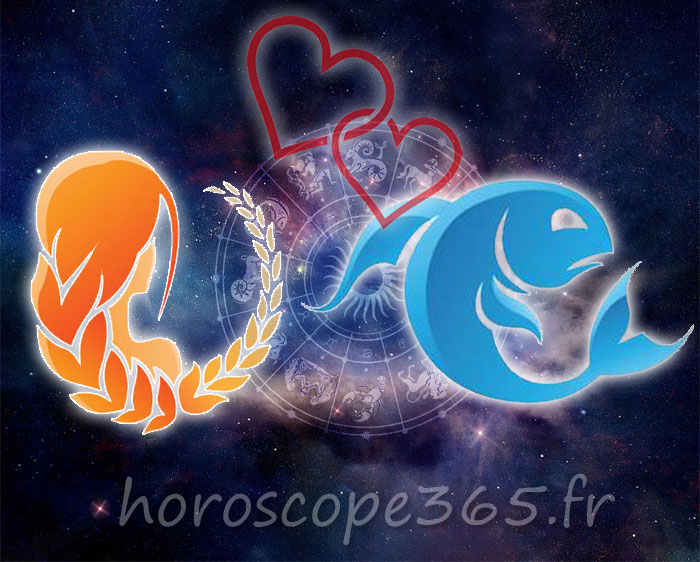 Poissons Vierge horoscope