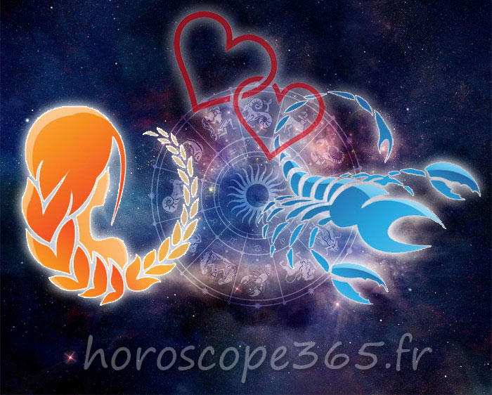 Scorpion Vierge horoscope