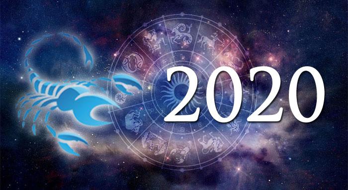 Scorpion 2020 horoscope