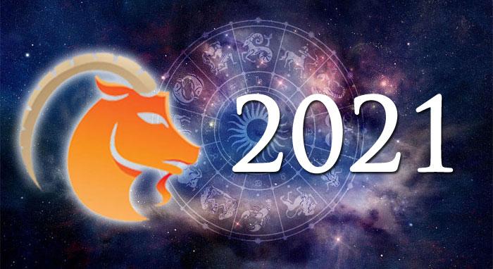 Capricorne 2021 horoscope