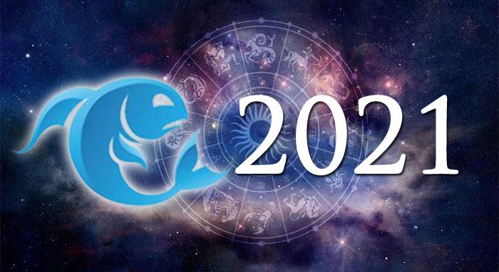 Poissons 2021 horoscope