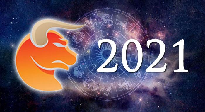 Taureau 2021 horoscope